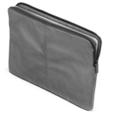 Decoded Leather Sleeve 12 inch Grey