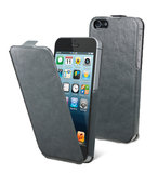Muvit iFlip Flipcase iPhone 5 Grey