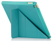 Pipetto Origami Luxe case iPad Air 2 Turquoise