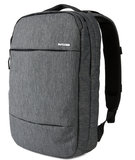 Incase City Compact Backpack Heather Black