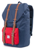 Herschel Little America rugzak Navy Red