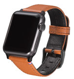 Decoded Leather Strap Watch 42 mm Brown