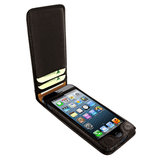Piel Frama Magnetic iPhone 5/5S Brown