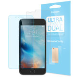 Spigen Crystal Dual iPhone 6S Plus screenprotector