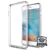 Spigen Ultra Hybrid case iPhone 6S Plus Clear