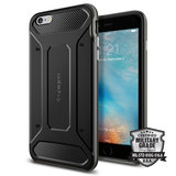 Spigen Neo Hybrid Carbon case iPhone 6S Plus Metal