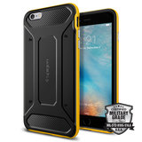 Spigen Neo Hybrid Carbon case iPhone 6S Plus Yellow