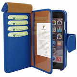 Piel Frama WalletMagnum iPhone 6/6S Blue