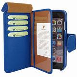 Piel Frama WalletMagnum iPhone 6/6S Blue