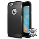 Spigen Tough Armor iPhone 6/6S hoesje Black