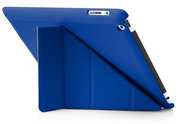 Pipetto Origami Smart case iPad 2/3/4 Blue
