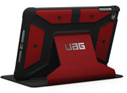 Urban Armor Gear Composite Folio iPad mini 4 Red