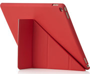 Pipetto Origami case iPad Pro Red