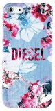 Diesel Snap case iPhone 5/5S Flowers