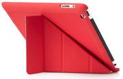 Pipetto Origami Smart case iPad 2/3/4 Red