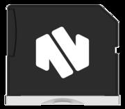 Nifty MiniDrive Air 13 inch Silver