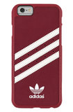 Adidas Moulded Suede case iPhone 6/6S Bordeaux