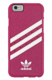 Adidas Moulded Suede case iPhone 6/6S Pink