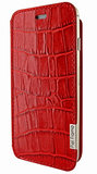 Piel Frama FramaSlim iPhone 6/6S Croco Red