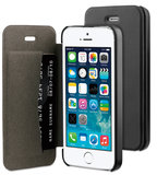 Be Hello Book case iPhone 5S/SE Black