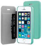 Be Hello Book case iPhone 5S/SE Green