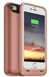 mophie Juice Pack Air case iPhone 6/6S Rose Gold