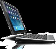 ZAGG Slim Book Backlit Keyboard case iPad Pro Black