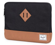 Herschel Supply Heritage sleeve 12 inch Black