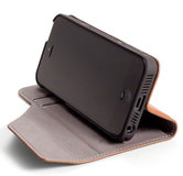 Element Soft-Tec Leather Wallet iPhone 5/5S Brown