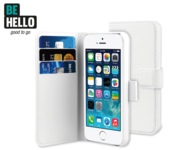 Be Hello Wallet case iPhone 5S/SE White