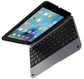 ClamCase Pro iPad mini 4 Keyboard case Black