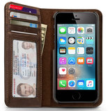 Twelve South BookBook iPhone 5S/SE Vintage Brown