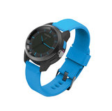 COOKOO Bluetooth Watch Black on Blue