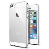 Spigen Thin Fit case iPhone SE Clear