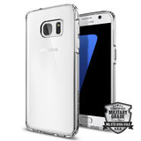 Spigen Ultra Hybrid Galaxy S7 case Clear