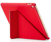 Pipetto Origami iPad Pro 9,7 inch case Red