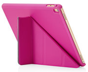 Pipetto Origami iPad Pro 9,7 inch case Pink