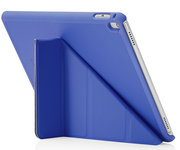 Pipetto Origami iPad Pro 9,7 inch case Blue