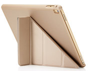 Pipetto Origami iPad Pro 9,7 inch case Gold