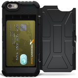 Urban Armor Gear Trooper iPhone 6/6S case Black