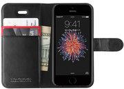 Spigen Wallet iPhone SE/5S Black