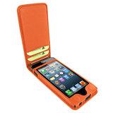 Piel Frama Magnetic iPhone SE/5S Orange