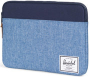 Herschel Supply Anchor sleeve 13 inch Limoges Crosshatch