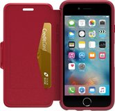 Otterbox Symmetry iPhone 6/6S Folio hoesje Red