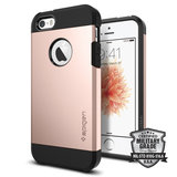 Spigen Tough Armor iPhone SE/5S hoesje Rose Gold