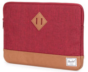 Herschel Supply Heritage 12 inch sleeve Wine