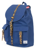 Herschel Supply Dawson rugzak Tortoise Blue
