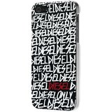 Diesel Snap case iPhone 5 Text
