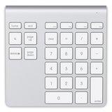 Belkin Numeric 28 toetsen Keypad Silver
