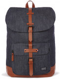 Decoded Denim Backpack rugzak Brown